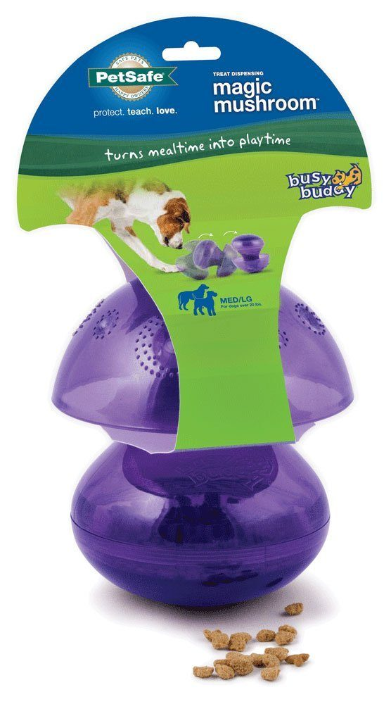 Dog Food Dispensing Toy