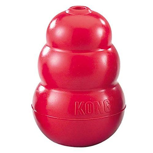 Kong helps with aggression behavior and anxiety.