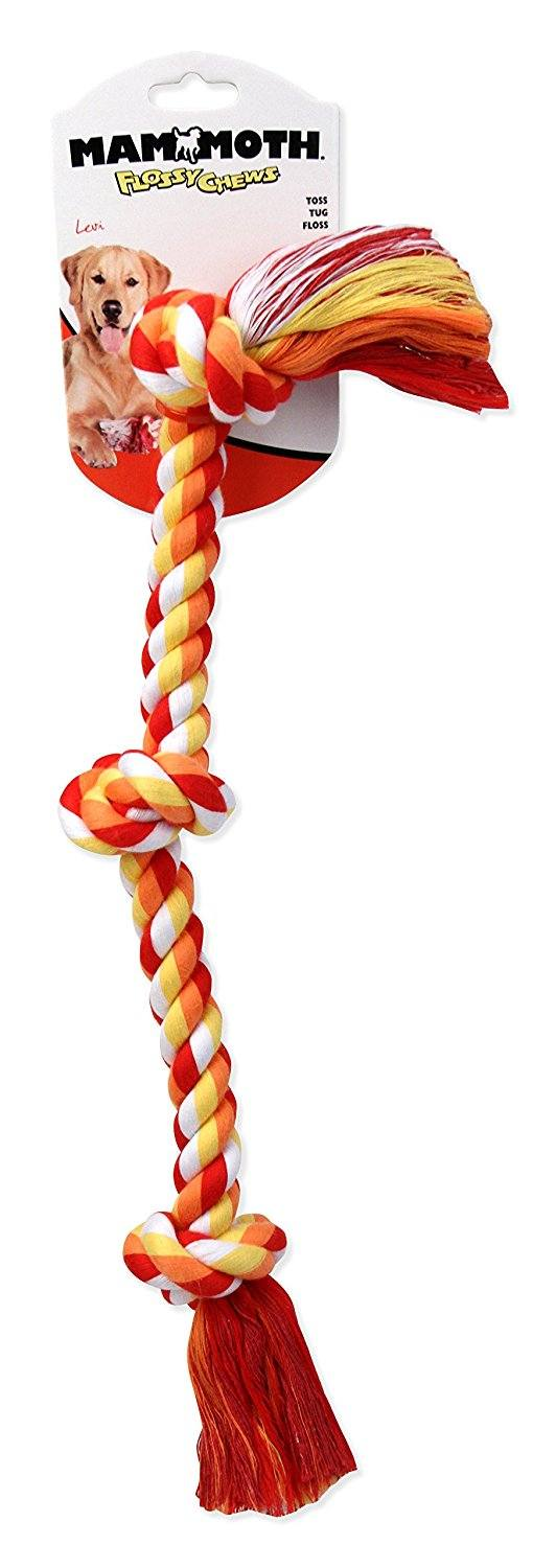 Tug of War Dog Rope Toy