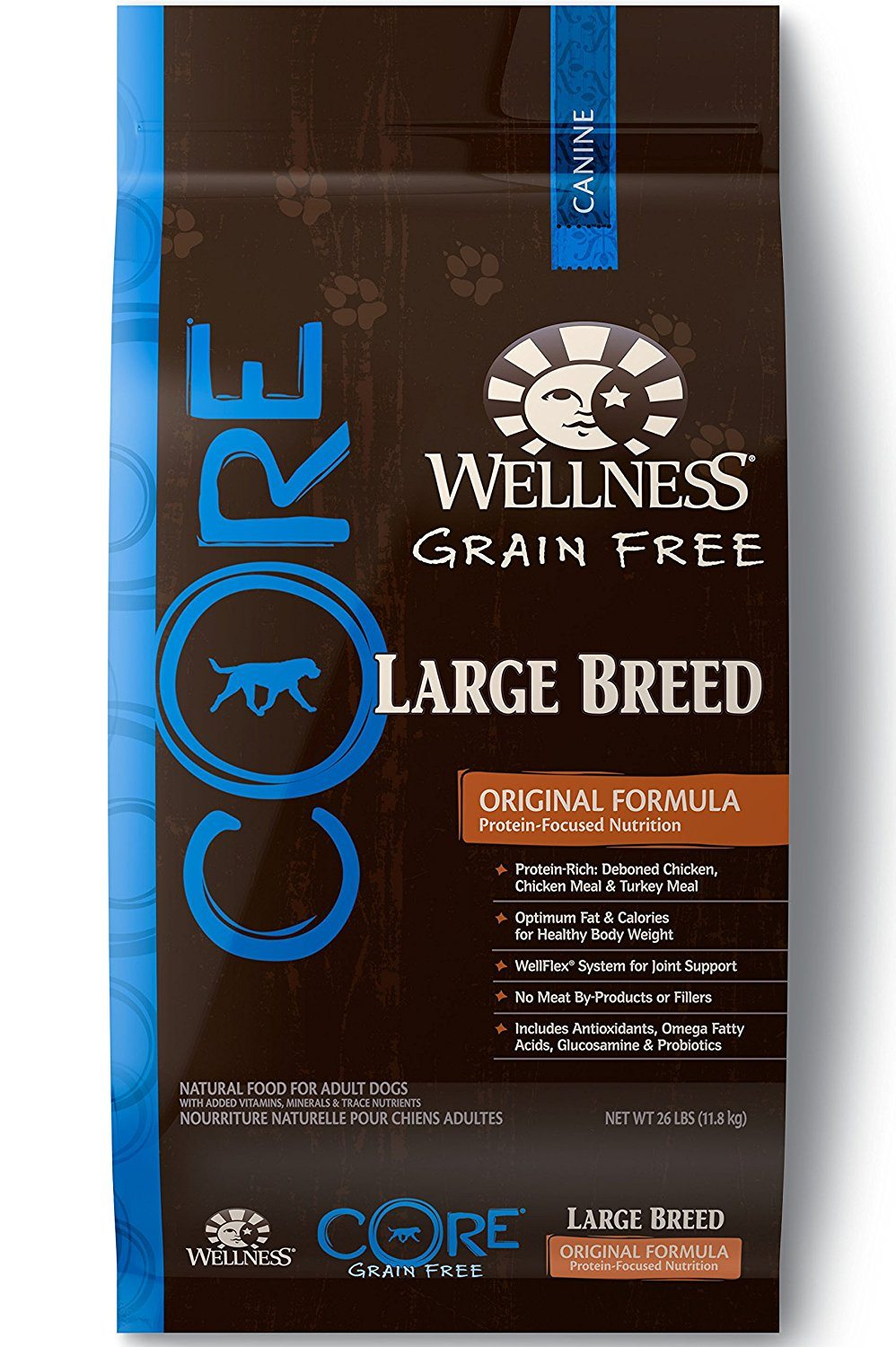 Large Breed Dog Food