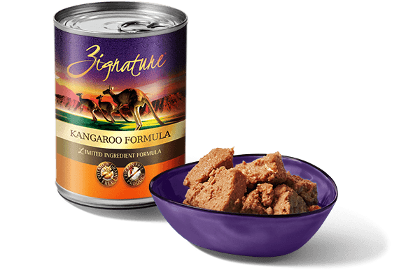 Zignature Canned Food Review Kanagaroo