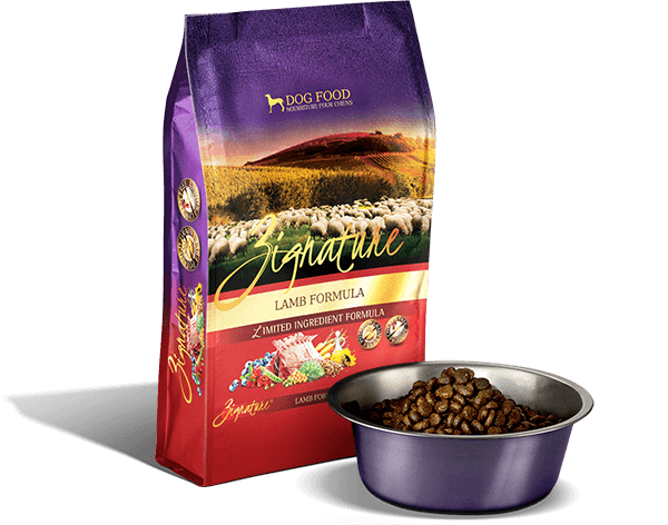 Zignature Dry Dog Food Review Lamb