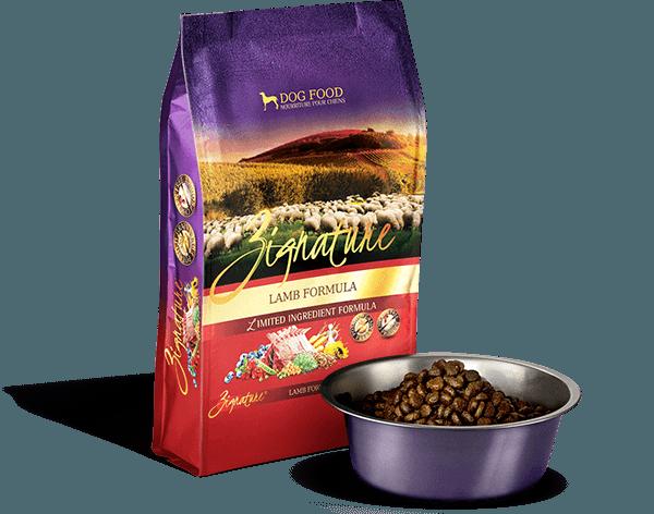 Zignature Dry Dog Food Review Lamb