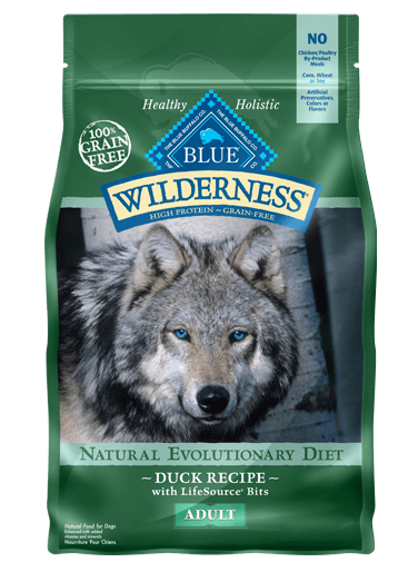 best overall dry dog food