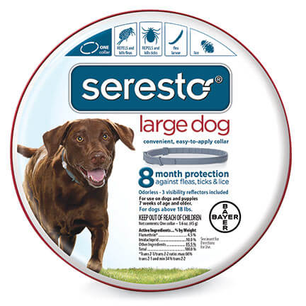 Seresto Flea Collar Reviews And How It Compares With
