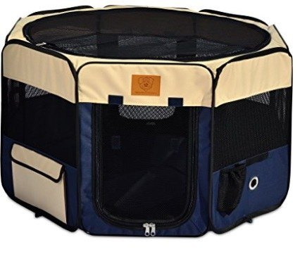 Precision Dog Playpen Review