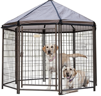 Advantek Pet Gazebo Review