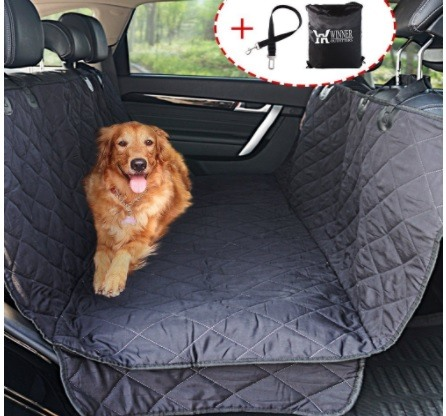 Weatherproof Dog Seat Cover Pet For Cars Trucks And Suv