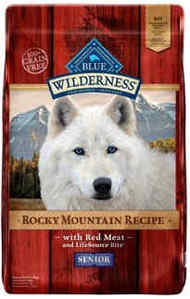 Grain Free Dry Dog Food for Older Dogs