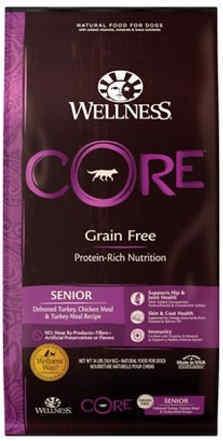 Senior Dry Dog Food Formula