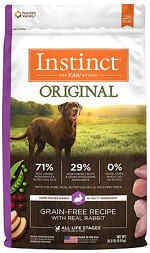 Instinct by Nature's Variety Review