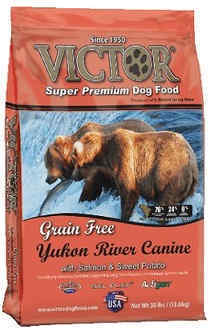 Grain-Free Dry Dog Food By Victor