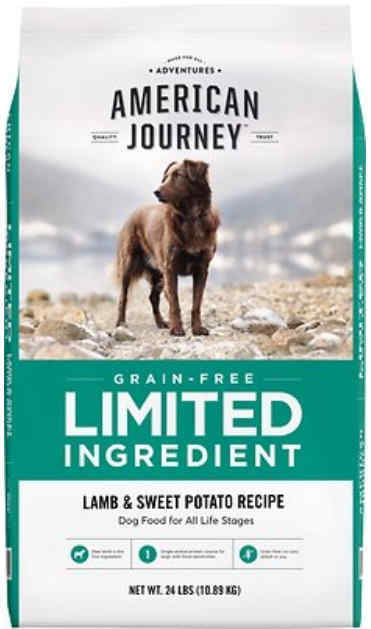 Limited ingredient dog food