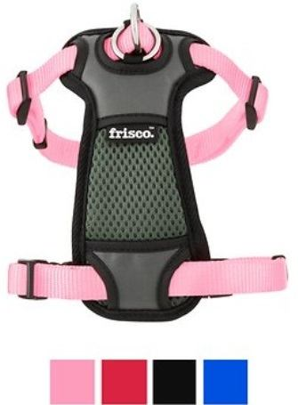 Safe, Comfortable No Pull Dog Harness