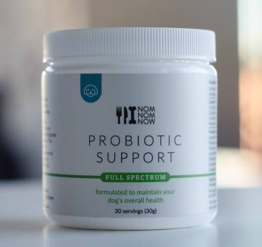 Pprobiotic supplements for pets