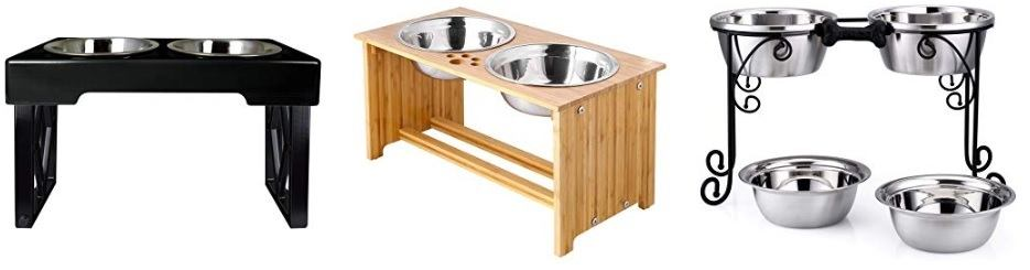 Elevated Feeding Stations for Dogs