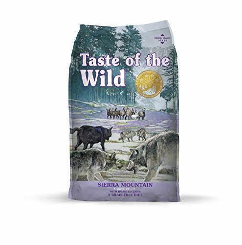 TOTW Sierra Mountain Grain Free Dog Food