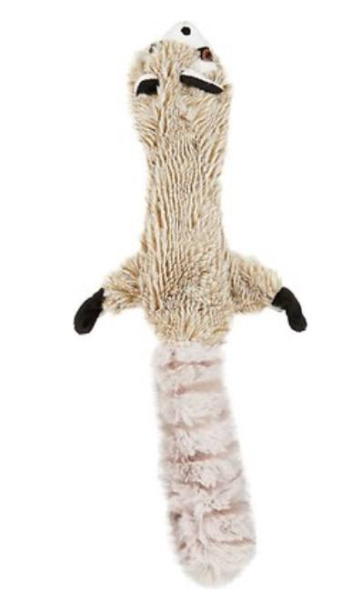Skinneeez stuffing free dog toy
