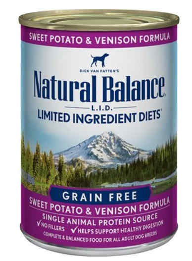 Grain Free Canned Food