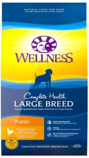 Best large breed puppy food for hip dysplasia
