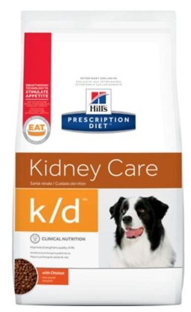 veterinarians developed Prescription Diet k/d