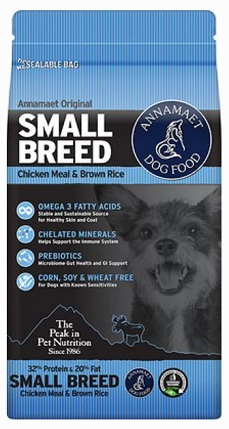 Best kibble for all life stages small breed dogs