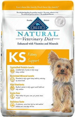What is the best prescription low-phosphorus diet for dogs