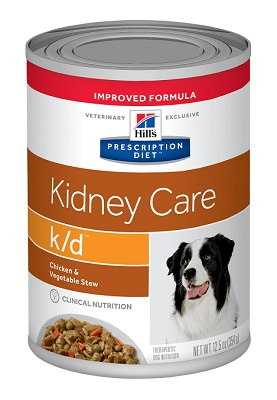 Best canned low-phosphorus dog food