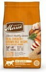 Merrick Classic Healthy Grains Dry Dog Food Real Chicken + Brown Rice Recipe with Ancient Grains
