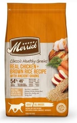 Best Overall Grain-Inclusive Dog Food