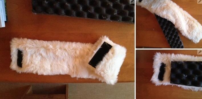 How To Make a Soft Dog Cone