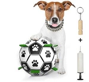 ROMEKER Dog Soccer Ball