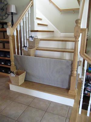 PVC Dog Gate