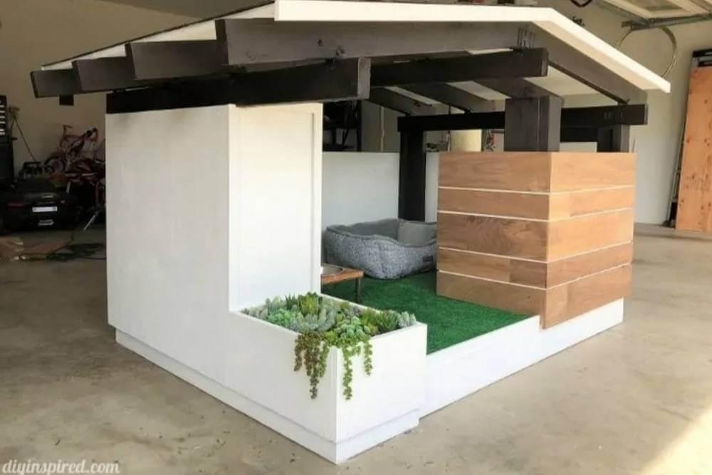 Modern dog house designs