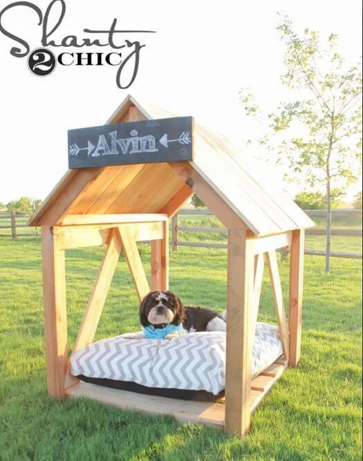 Dog Barn House