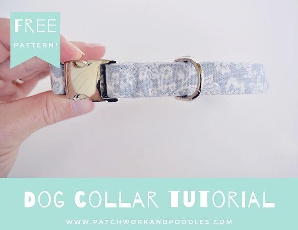 Free Dog Collar Pattern